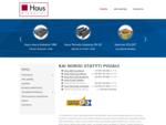 Haus blokeliai | blokeliu kaina | pamatu blokeliai | pertvaru blokeliai | kaminai
