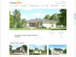 Namų projektai | Individualių namų projektavimas | HausOn