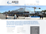 Arco Group, Commercial Building, Design Build, Office Fitouts | Whangarei - Home