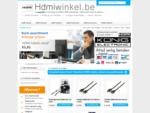 HDMI kabels online kopen. Bestellen voor 16u, is de dag nadien geleverd.