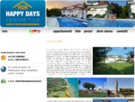 Appartamenti Caorle - HAPPY DAYS RESIDENCE - Appartamento Caorle - Appartamenti Porto Santa ...