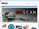 HDScan - 8mm 16mm 35mm Film Transfer to HD | Convert Video Tape to Digital Media