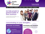Heads for Business - improving business, transforming people