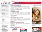 Θερμικά Καλώδια NEXANS, Ενδοδαπέδια θέρμανση, Προστασία από Παγετό και χιόνι