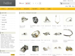 Biżuteria Hebbe - pierścionki, kolczyki. Wyjątkowa srebrna biżuteria artystyczna. Jubiler. yes w