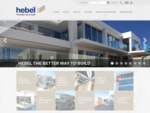 Hebel Supercrete AAC Systems
