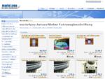 Autoaufkleber Folien Aufkleber Heckscheibenaufkleber - mario4you Edv-Service-Beschriftungen