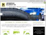 Start - Hedbergs Bilskrot AB