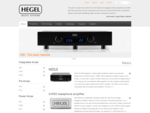 Hegel Music Systems - News