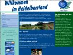 Heidelbeerland Sturm - Pflück mich - Start