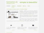 heimseiten.de - Webdesign aus Köln