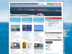 FRS Helgoline Helgoland, Fähre, Katamaran, Anreise Helgoland