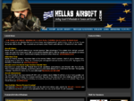 HellasAirsoft. com - Uniting Airsoft Enthusiasts in Greece Europe