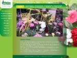 Ανθοπωλείο, άνθη, φυτά