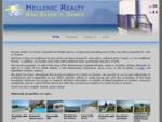 Hellenic Realty - Real Estate in Greece Properties for sale, houses, apartments, villas, plots of ...