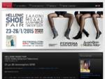 Η μεγάλη ελληνική έκθεση για το παπούτσι | Hellenic Shoe Fair