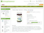HerbaCal Algen Calcium Nr. 1 stoppt den Knochenabbau 915mg, 120 VegeCaps