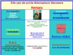AHA! Alternatieve-geneeswijzen HERBARU, Vergoeding zorgverzekeraar Alternatieve Geneeswijzen