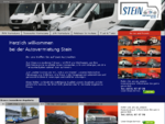 Stein-Autovermietung Home