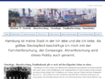 Ekkehart Herforth Ahnenforschung - Stammbaum - Genealogie - Hobbys Zeichnungen - Aquarelle