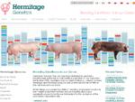 Hermitage Pig Genetics