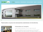 Hermit'Alu - Menuiserie aluminum et miroiterie à l'Hermitage (35)