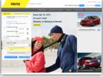 Hertz Rent-a-Car - Rental Car Discounts, Coupons and Great Rates