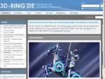 Hexamedia 3D und Visual Art, 3D Bilder, 3D Galerie