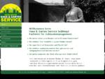 Haus Garten Service Sedlmayr