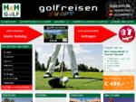 Reisen günstig buchen | H&H Golf
