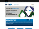 Home - Hi-Net - assistenza informatica Rimini