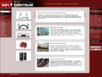 HiFi CENTRUM | Obraz a zvuk s vysokou věrností