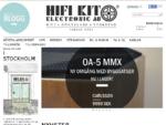 Hifi Högtalare Verkstad - Hifi Kit Electronic - HIFI KIT