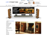 Vendita hi-fi Audio, Home Theatre e Impianti hi-fi - Nuova HI-FI PRESTIGE