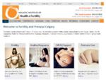 Fertility and Prenatal Calgary