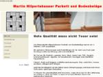 Martin Hilpertshauser Parkett