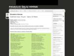 Pasaulio šalių himnai garso įrašai, žodžiai ir jų vertimai