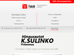 Hinausautot, hinausliike, hinaus | Lempäälä, Tampere, Valkeakoski, Pirkkala | Hinausautot K.