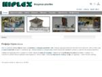 Hiplex d. o. o. - Brizganje plastike in predelava plastičnih mas, izdelava ventilatorjev in drugih