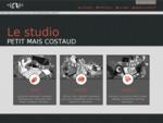 Hippocampe Studio - Création graphique à Poitiers - Graphisme, graphiste, web, print, vidéo, L
