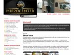 HIPPOCENTER - Tout l'univers du cheval - Accueil