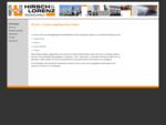 Hirsch und Lorenz Ingenieurbau Gmbh Saatwinkler Damm 24, Berlin 030 55 44 0 55 0