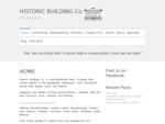 Kingston Custom Woodwork Mouldings Renovations Kitchens FurnitureHISTORIC BUILDING Co. | We prov