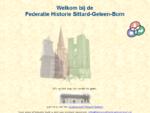 Federatie Historie Sittard-Geleen-Born