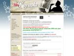 Karaoke raquo; Podkłady muzyczne audio raquo; Podkłady pod karaoke dla zespołów i wokalistów