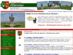 Oficiální stránky obce Hlavenec