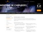Dobry i tani hosting www, cpanel 11! Szybki hosting www w Polsce, technologia LiteSPEED!