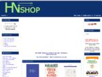 Hugo Nielsen Instituttet - Webshop