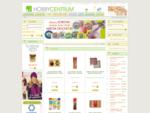 HobbyCentrum - Sklep dla hobbystów i plastyków. Pasmanteria, decoupage, farby, ozdoby.