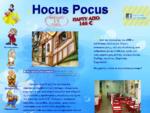 HOCUS POCUS - παιδότοπος στο Αιγάλεω - ΧαϊδάριΠΑΙΔΟΤΟΠΟΙ ΑΙΓΑΛΕΩ ΠΑΙΔΟΤΟΠΟΣ ΑΙΓΑΛΕΩ